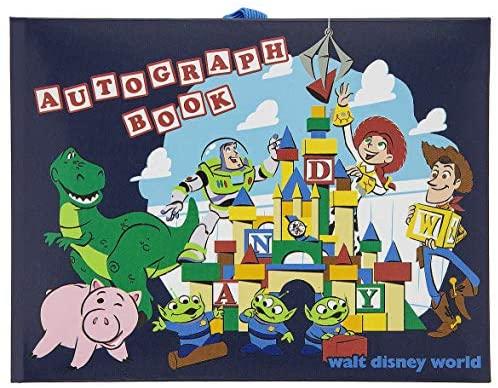1604918624 51sEEgm9MqL. AC  - Disney Parks Toy Story Pixar Autograph Book