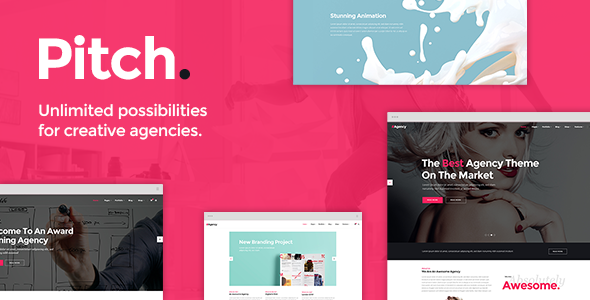 1605894103 552 00 preview.  large preview - Pitch - Digital Agency & Freelancer Theme