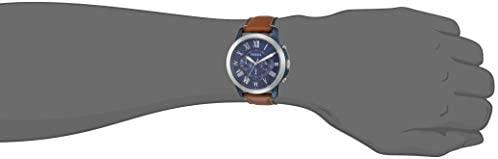 21zdaH5hehL. AC  - Fossil Men's Grant Stainless Steel Chronograph Quartz Watch