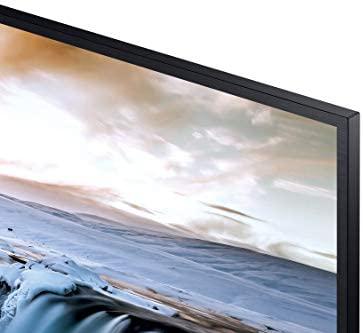 "410H0NSWatL. AC  - SAMSUNG QN32Q50RAFXZA Flat 32"" QLED 4K 32Q50 Series Smart TV"