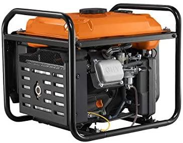 41L4AwRV43L. AC  - Generac GP3500iO Open Frame RV Ready Inverter Generator - 3500 Starting Watts with PowerRush Technology