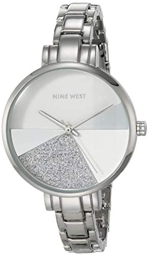 41LDmZ7nM1L. AC  - Nine West Women's Bracelet Watch