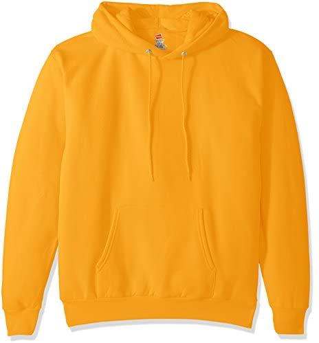 41cN+HfI7fL. AC  - Hanes Mens Pullover Ecosmart Fleece Hooded Sweatshirt
