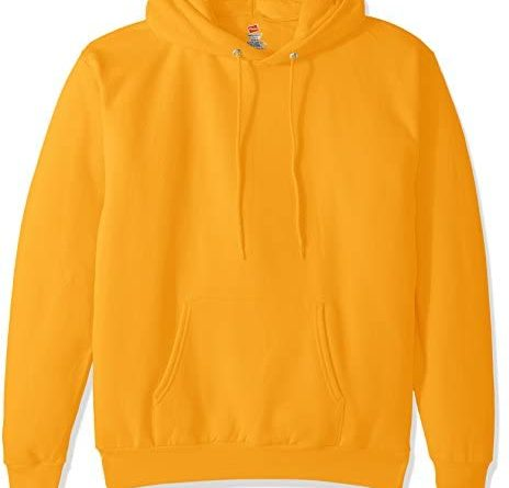 41cNHfI7fL. AC  464x445 - Hanes Mens Pullover Ecosmart Fleece Hooded Sweatshirt