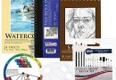 US Art Supply 20 Piece Artist Drawing, Sketch and Painting – Paper and Brush Accessory Pack