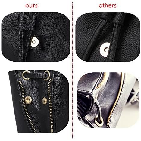 51XzczL9yZL. AC  - B&E LIFE Fashion Shoulder Bag Rucksack PU Leather Women Girls Ladies Backpack Travel bag
