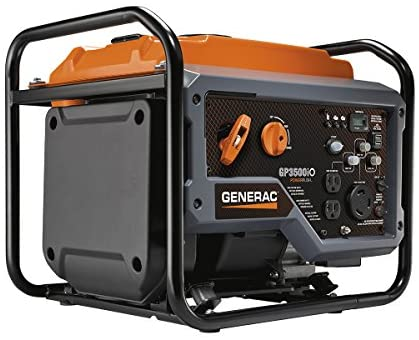 51eTJsNPSxL. AC  - Generac GP3500iO Open Frame RV Ready Inverter Generator - 3500 Starting Watts with PowerRush Technology
