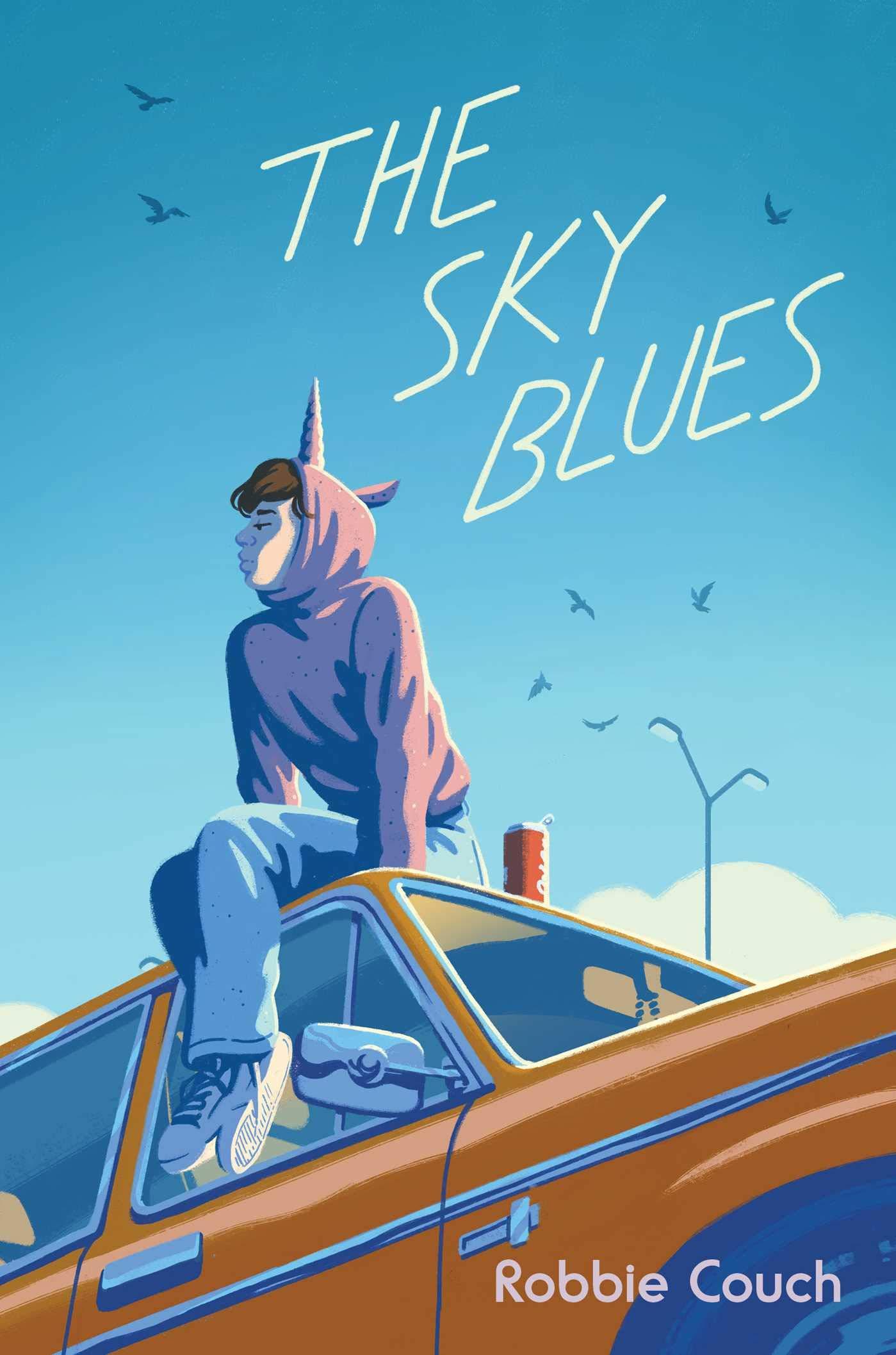 71klYEragRL - The Sky Blues