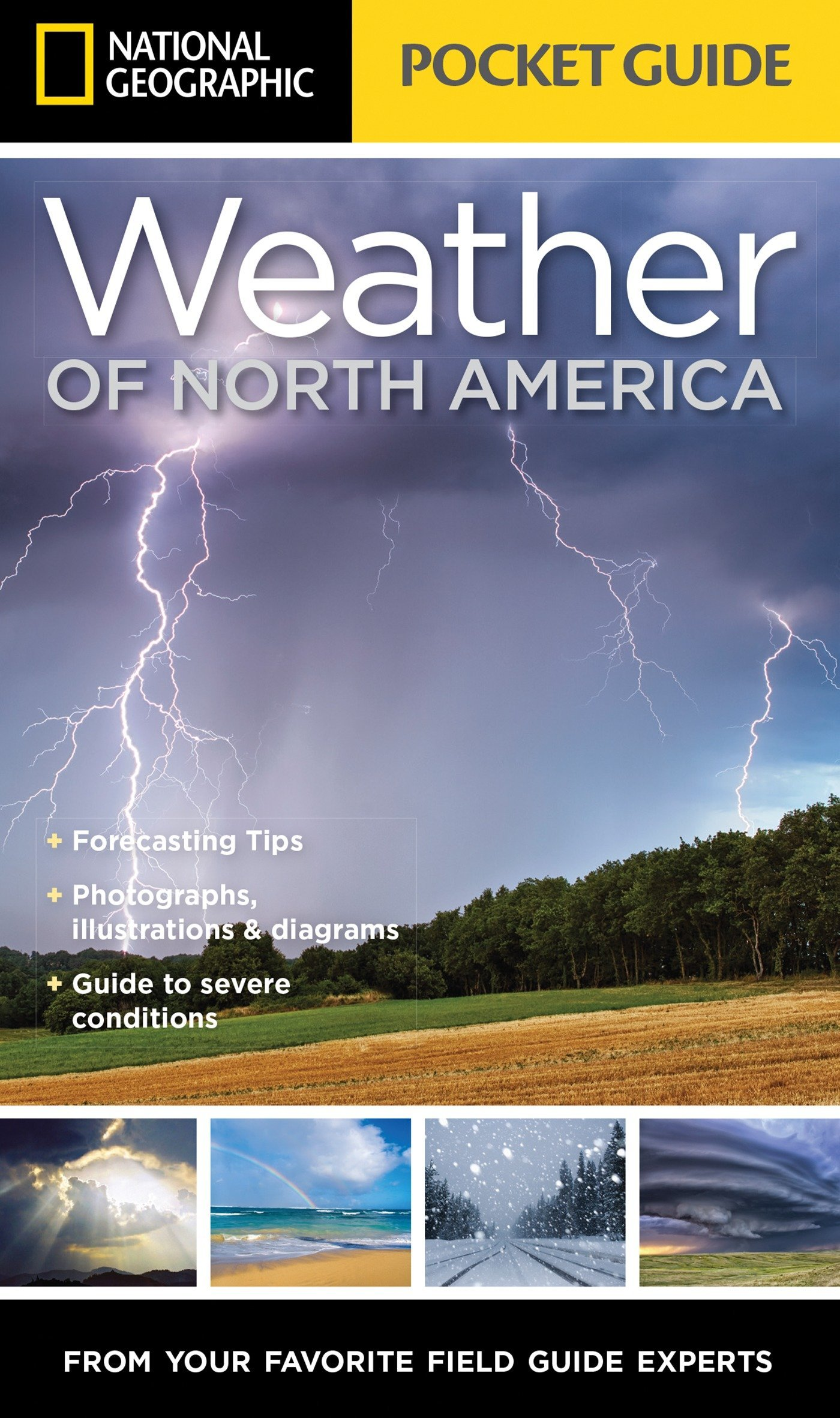 81FBQyf KsL - National Geographic Pocket Guide to the Weather of North America