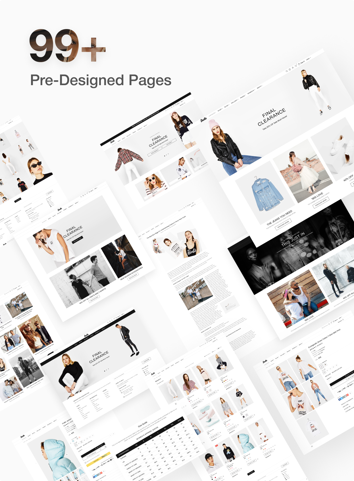99pages - Shella - Multipurpose Shopify theme, fastest with the banner builder