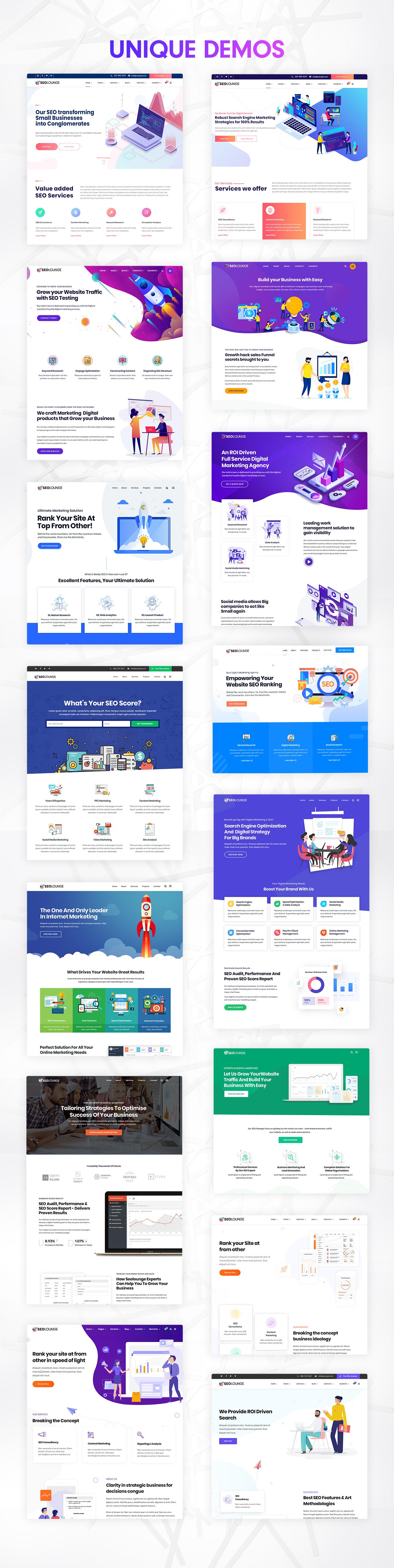 SEOLounge Presentation 004 v2 - SEO Lounge - Digital Marketing Theme