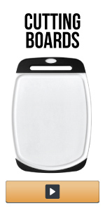 a7ebf3a9 258c 4920 846a 2fe39e43ffe4.  CR0,0,150,300 PT0 SX150 V1    - Gorilla Grip Original Oversized Cutting Board, 3 Piece, BPA Free, Dishwasher Safe, Juice Grooves, Larger Thicker Boards, Easy Grip Handle, Non Porous, Extra Large, Kitchen, Set of 3, Black