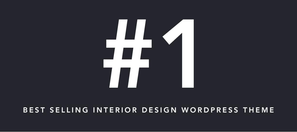 archi number one selling - Archi - Interior Design WordPress Theme