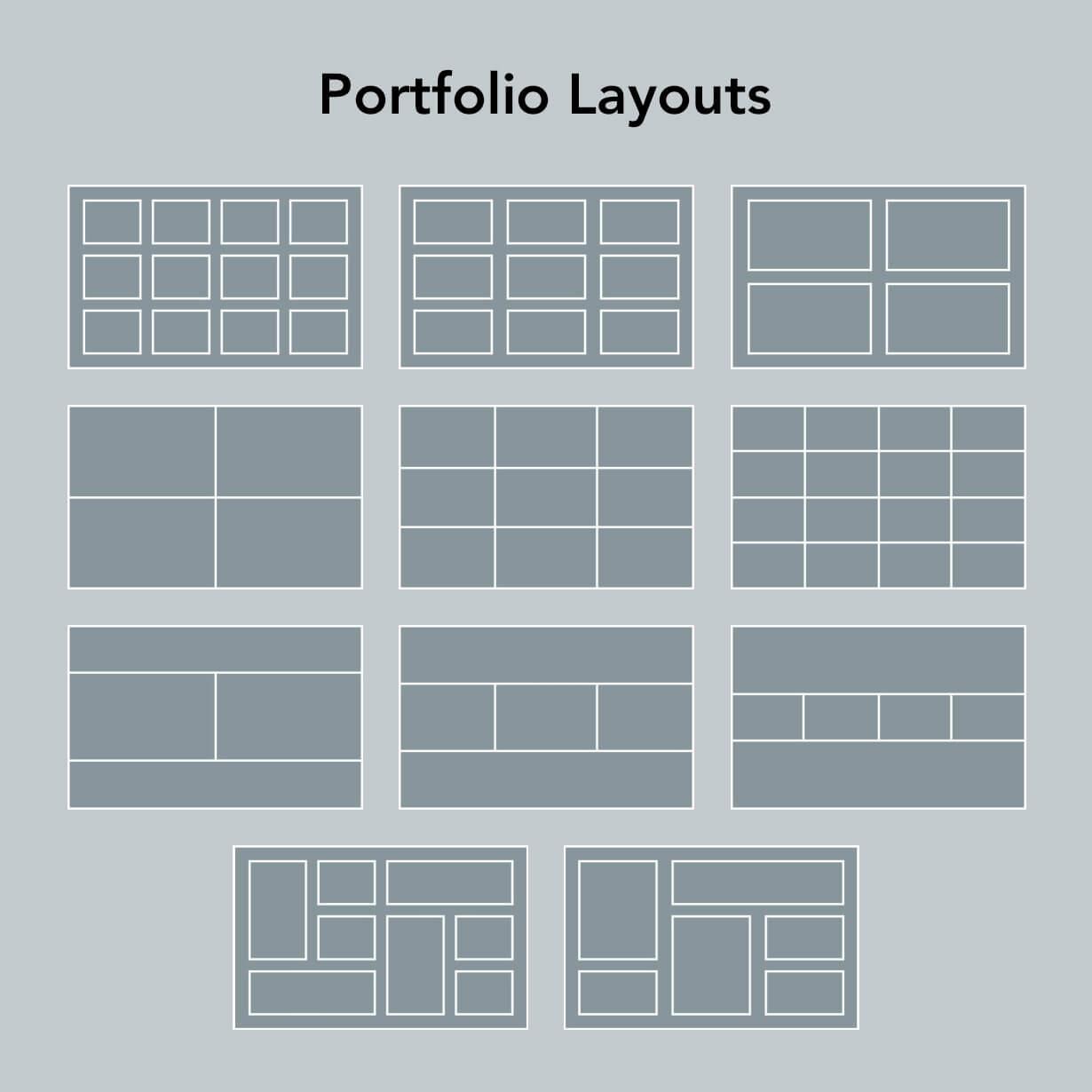 archi portfolio layouts - Archi - Interior Design WordPress Theme