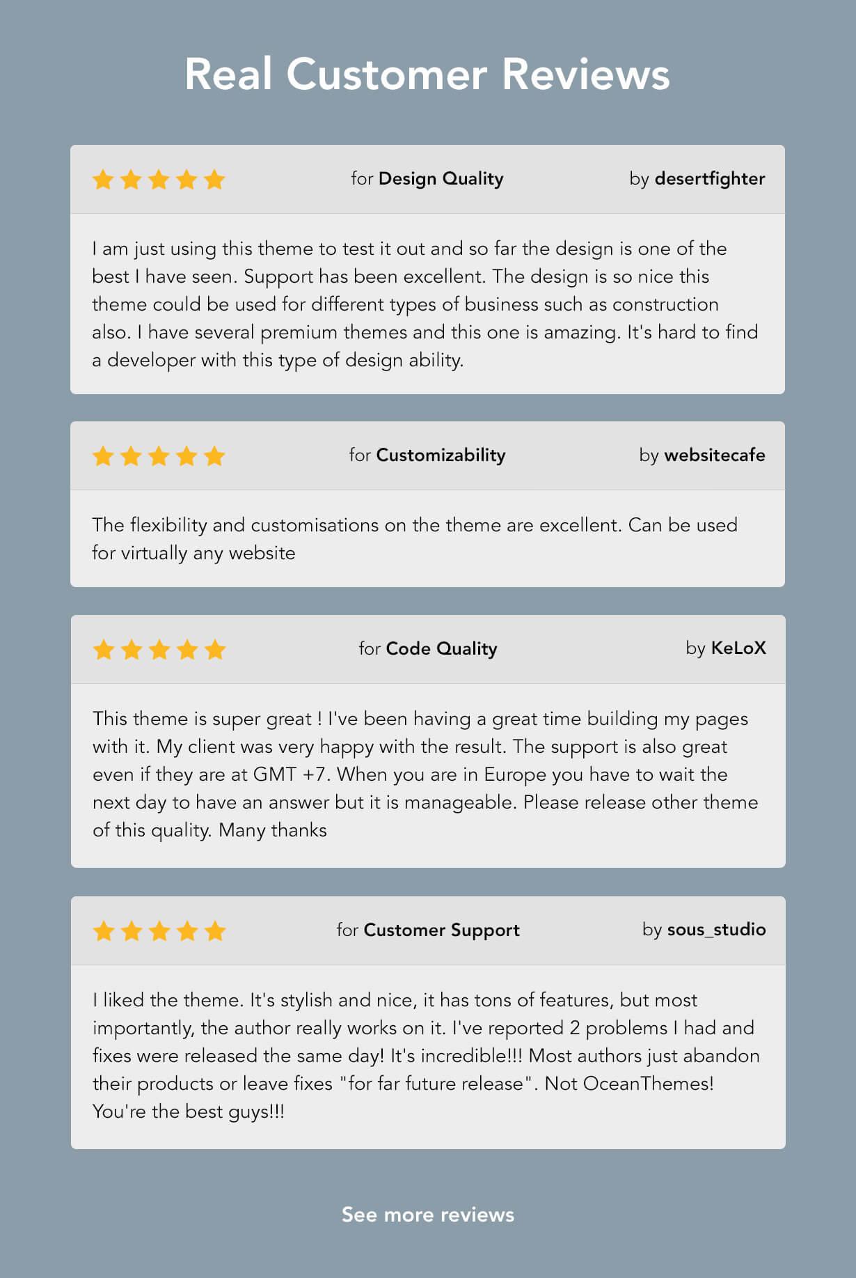 archi reviews - Archi - Interior Design WordPress Theme