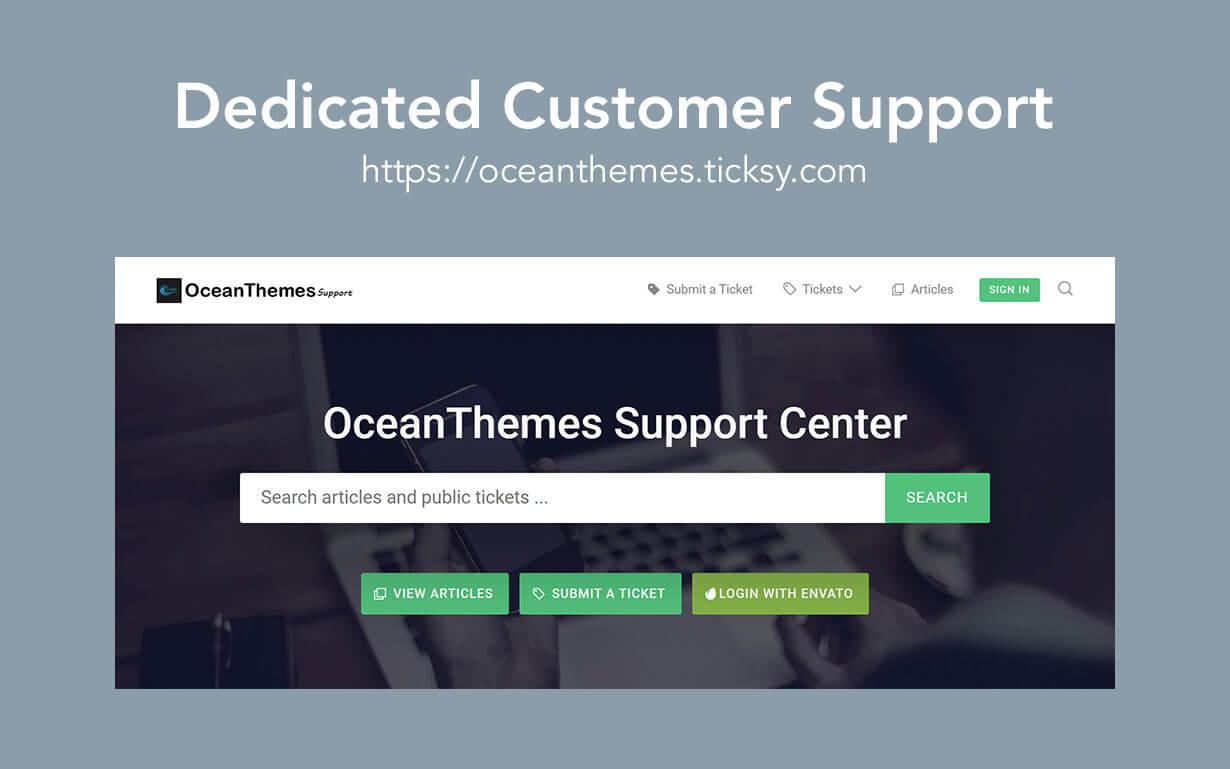 archi support - Archi - Interior Design WordPress Theme