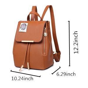 d5fdc5a9 6131 4aa1 983e 53c18d48426f. CR0,0,300,300 PT0 SX300   - B&E LIFE Fashion Shoulder Bag Rucksack PU Leather Women Girls Ladies Backpack Travel bag