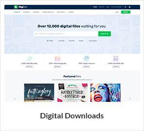 digital downloads - Nitro - Universal WooCommerce Theme from ecommerce experts