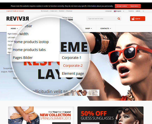 features19 - Reviver - Responsive Multipurpose VirtueMart Theme