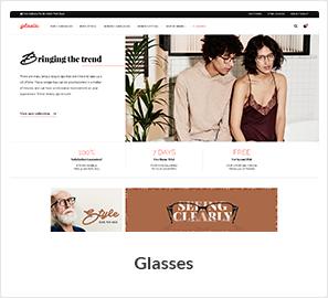 glasses - Nitro - Universal WooCommerce Theme from ecommerce experts