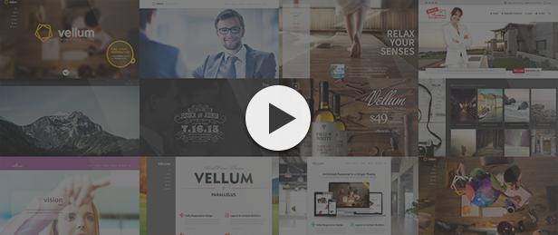 image starter kits - Vellum - Responsive WordPress Theme