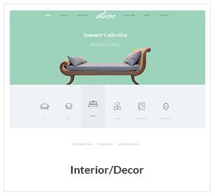 interior decor woocommerce theme - Nitro - Universal WooCommerce Theme from ecommerce experts