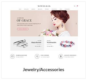 jewelry store woocommerce theme - Nitro - Universal WooCommerce Theme from ecommerce experts
