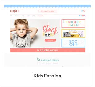 kids store woocommerce theme - Nitro - Universal WooCommerce Theme from ecommerce experts