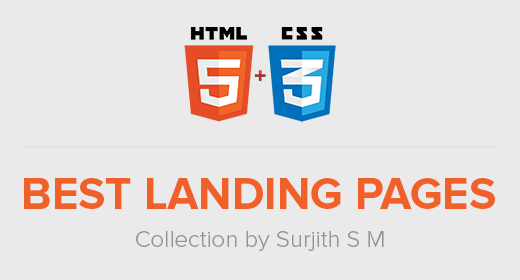 landing page html5 collection - Startupkit Responsive Parallax Landing Template