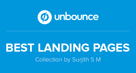 landing page unbounce collection - Startupkit Responsive Parallax Landing Template