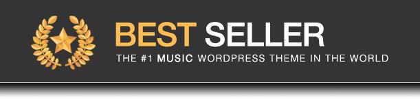 lush bestseller - Lush - Music Band & Musician WordPress Theme