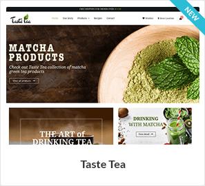 single product tea - Nitro - Universal WooCommerce Theme from ecommerce experts