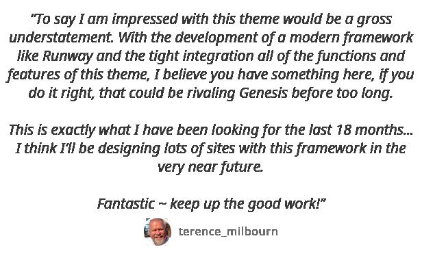 testimonial terence milbourn - Vellum - Responsive WordPress Theme