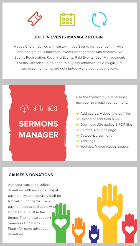 themes2 nativechurchwp - Native Church - Multi Purpose WordPress Theme