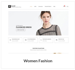 women fashion store woocommerce theme - Nitro - Universal WooCommerce Theme from ecommerce experts