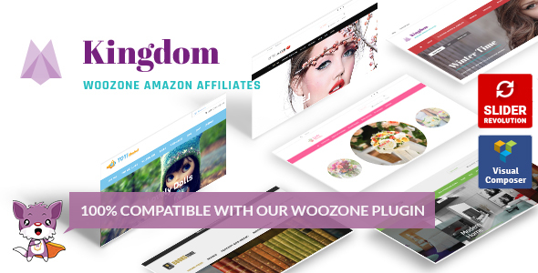00 preview.  large preview - Kingdom - WooCommerce Amazon Affiliates Theme