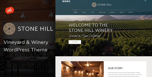 01 preview stone hill.  large preview - White Rock - Restaurant & Winery Theme