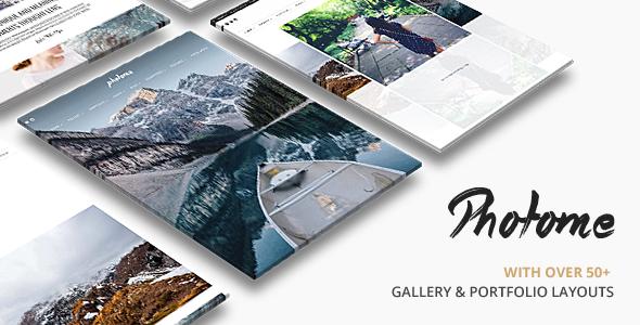 01 Cover..  large preview - PhotoMe | Portfolio WordPress