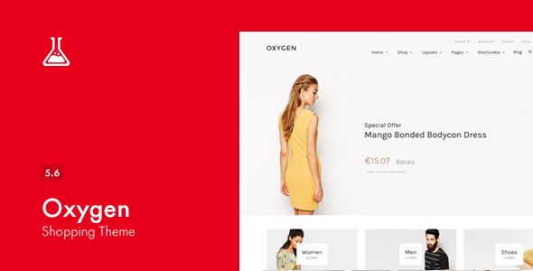 01 PREVIEW.  large preview - Oxygen - WooCommerce WordPress Theme