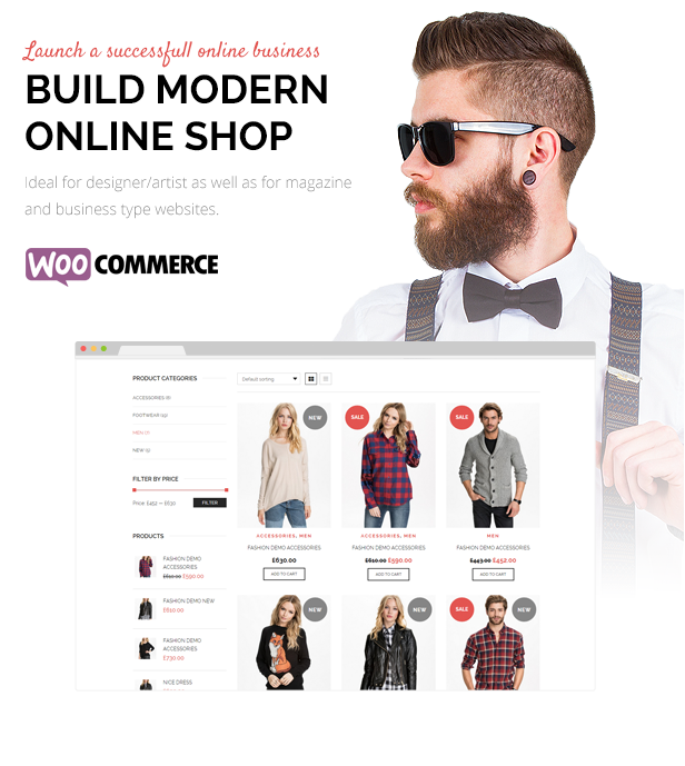 03 - WooPress - Responsive Ecommerce WordPress Theme