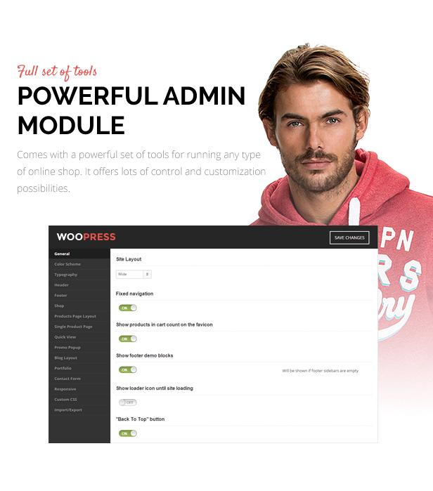 07 - WooPress - Responsive Ecommerce WordPress Theme