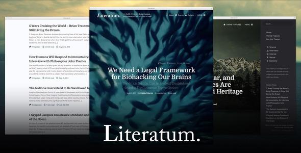 1.  large preview - Literatum - Just Write