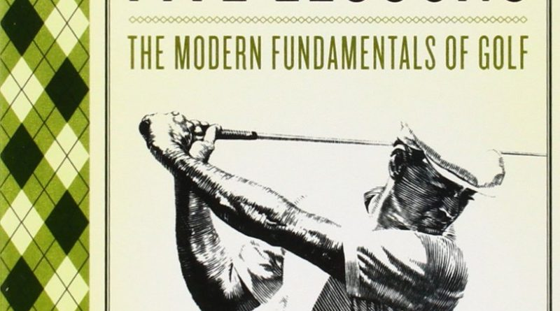1606788475 71tR3kYWYxL 800x445 - Ben Hogan's Five Lessons: The Modern Fundamentals of Golf