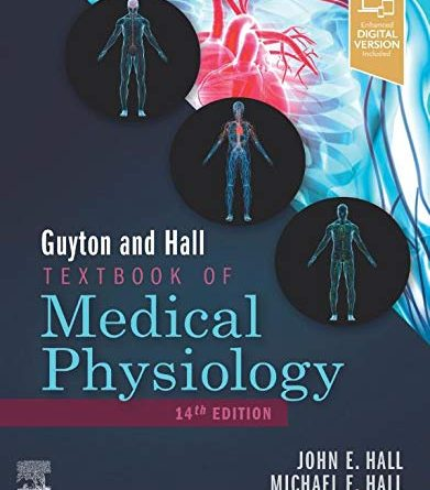 1606875927 51fpf2e1rGL 391x445 - Guyton and Hall Textbook of Medical Physiology (Guyton Physiology)