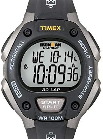 1607492306 41kArLiXPgL. AC  332x445 - Timex Ironman Classic 30 Full-Size 38mm Watch