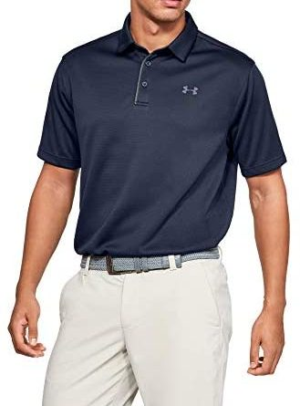 1607804964 41KBox52BrL. AC  329x445 - Under Armour Men's Tech Golf Polo