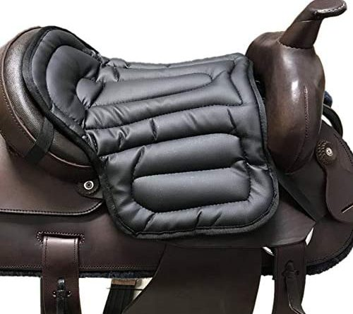 1608255926 41m3pQNr1rL. AC  500x445 - WINTENT Horse Riding Shock Absorbing Seat Saddle Cushion Pad