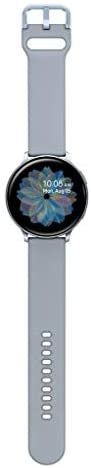 213YhkNDs2L. AC  - Samsung Galaxy Watch Active 2 (44mm, GPS, Bluetooth), Silver (US Version)