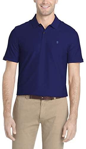 310oYlUbYIL. AC  - IZOD Men's Advantage Performance Short Sleeve Solid Polo