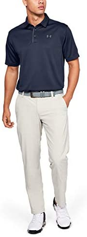 313GOYKNp2L. AC  - Under Armour Men's Tech Golf Polo